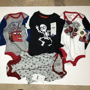 Boys Bundle of 4